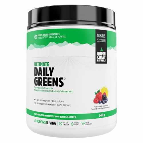 North Coast Naturals Ultimate Daily Greens 540g