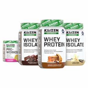 Kaizen Naturals Canada Full Product Line